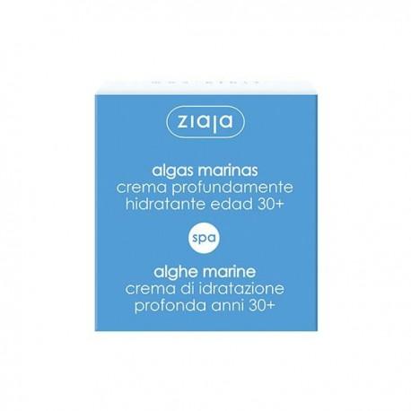 Marine Algae crema profundamente hidratante ES - Ziaja