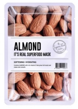 Almond Mask - Dermal Korea