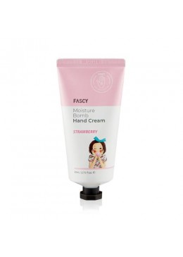 Moisture Bomb Strawberry - Fascy