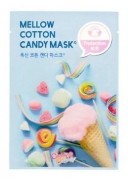 Mellow Cotton Candy Mask - Candy'O Lady