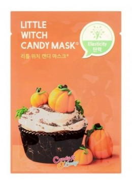 Little Witch Candy Mask - Candy'O Lady