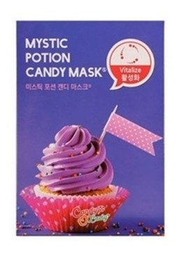 Mystic Potion Candy Mask - Candy'O Lady