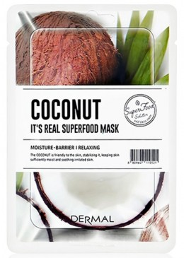 Coconut Mask - Dermal Korea