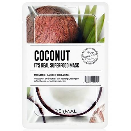 Coconut Mask - Dermal Korea