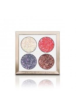 Miami Lights Glitter Palette - Nabla