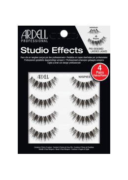 Studio Effects Lashes Wispies Pack 4 - Ardell