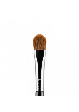 E60 LARGE SHADER BRUSH - BLACK/CHROME - Sigma