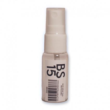 BS15: Bote con spray 15ml - Industrial Beauty