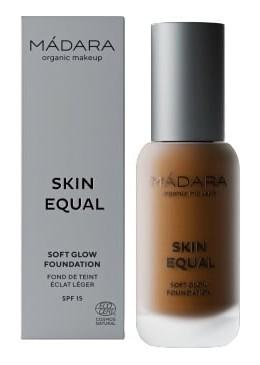 Base de Maquillaje SPF 15 Skin Equal Tono 90 Chestnut – MÁDARA