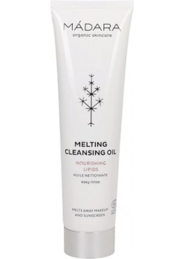Melting Cleansing Oil, 100ml (Aceite Desmaquillante) - MÁDARA