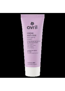 Crema Antienvejecimiento 50ML -AVRIL