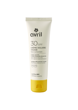 Protector Solar Facial SPF30 50ML -AVRIL