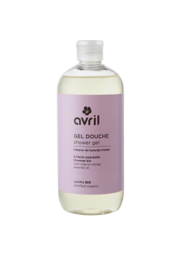 Gel de Ducha Infusión de Lavanda 500ML -AVRIL