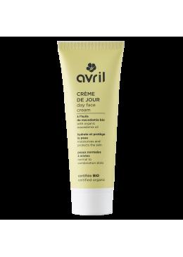 Crema Facial para piel Normal Día -AVRIL