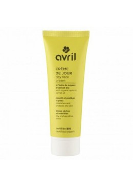 Crema Facial para piel Sensible y Seca Día -AVRIL