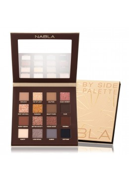 Side By Side Nude Palette - NABLA