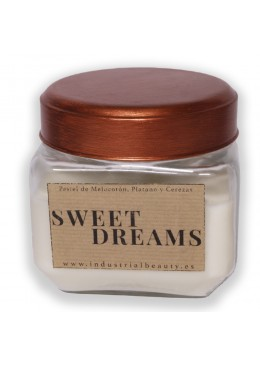 Vela Aromática de Soja - Sweet Dreams 450g - Industrial Beauty