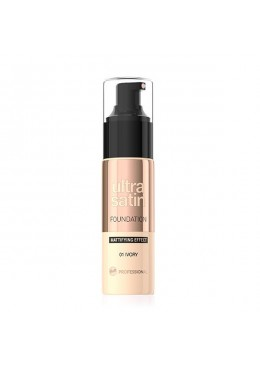 Base de maquillaje Ultra Satin 01 - Bell Pro