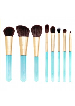Aquamarine Essential Brush Set - NABLA