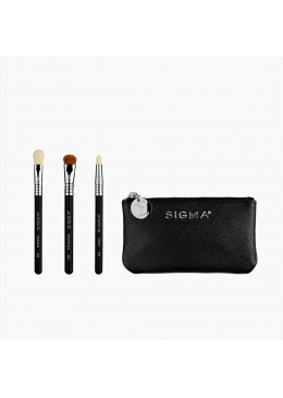 Glam 'N Go Mini Eye Brush Set