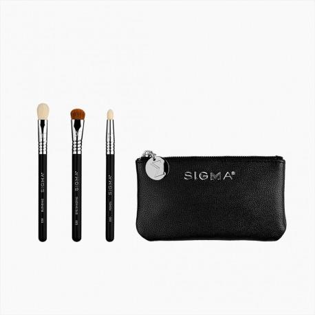 Glam 'N Go Mini Eye Brush Set