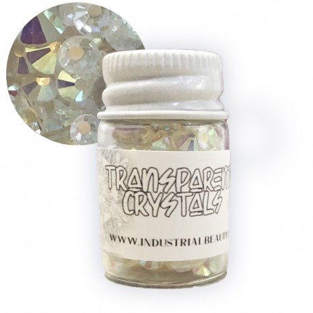 IB GLITTER - TRANSPARENT CRYSTALS 6ML - WINTER LIMITED EDITION