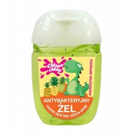 Gel Antibacteriano Piña - Chlapu Chlap