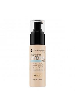Base de maquillaje hipoalergénica Long Wear HYDRA 04 Sunny - BELL HYPO