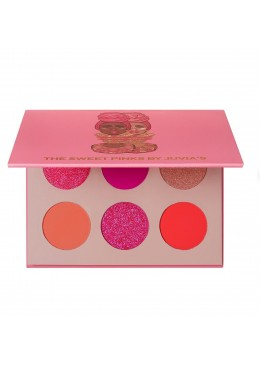 JUVIAS PLACE - THE SWEET PINKS PALETTE