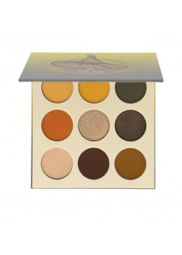 JUVIAS PLACE - THE NOMAD EYESHADOW PALETTE