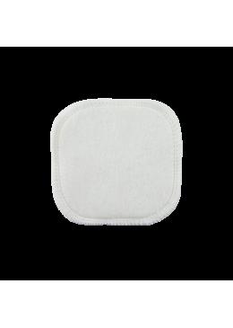 Toallita reutilizable de algodón orgánico - AVRIL
