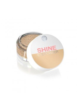Pigmento Shine Eye Powder 01 Snowdrop - BELL