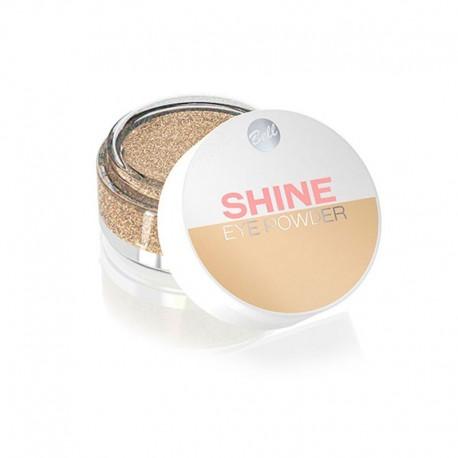 Pigmento Shine Eye Powder 01 Snowdrop - BELL
