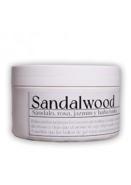 Ambientador en gel - Sandalwood 200ml - Industrial Beauty