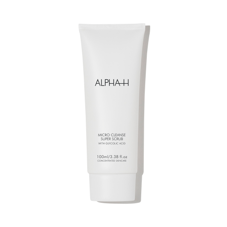 Micro Cleanse Super Scrub 100ml - ALPHA H