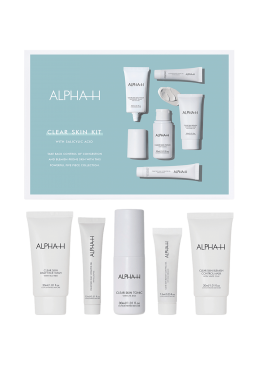 CLEAR SKIN STARTER KIT - ALPHA H