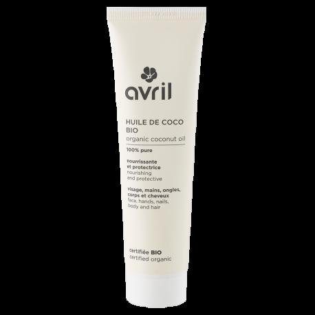 Aceite de coco (coconut oil) 100 ml - AVRIL