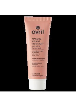 Mascarilla facial purificante (purifying face mask) 50ml - AVRIL