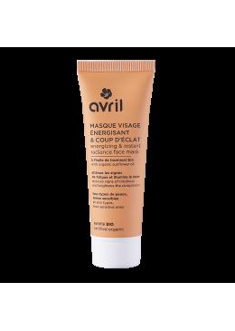 Mascarilla facial iluminadora (energizing & instant radiance) 50 ml - AVRIL