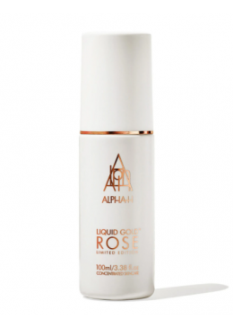 LIQUID GOLD ROSE 100ML - ALPHA H