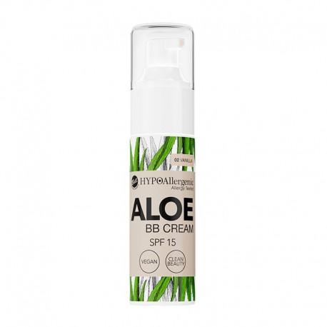 BB Cream hipoalergenica ALOE SPF15 Tono 02 - Bell HYPO