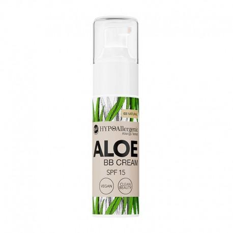 BB Cream hipoalergenica ALOE SPF15 Tono 03 - Bell HYPO