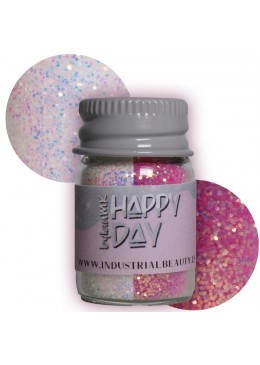 IB GLITTER x BYLAUMK - HAPPY DAY 6ML - FROM DAY TO NIGHT EDITION