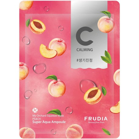 SQUEEZE MASK PEACH MY ORCHARD - FRUDIA
