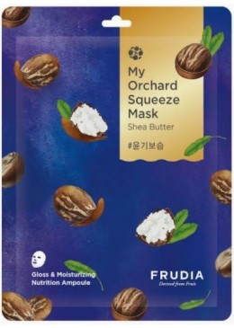 SQUEEZE MASK SHEA BUTTER MY ORCHARD - FRUDIA