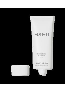 Daily Essential Moisturizer SPF 50+ (50ml) - ALPHA H