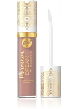 Labial Líquido Mate Moroccan Dream - 01 - Bell