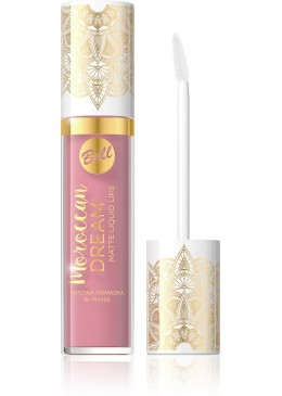Labial Líquido Mate Moroccan Dream - 02