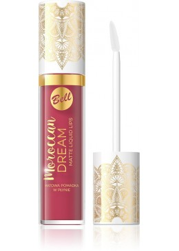Labial Líquido Mate Moroccan Dream - 04