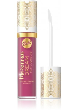 Labial Líquido Mate Moroccan Dream - 05